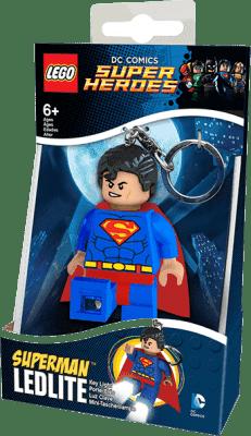 LEGO® DC Super Heroes Superman svietiace figúrka