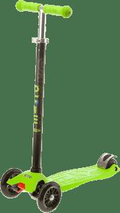 MICRO Maxi T-bar koloběžka, zelená