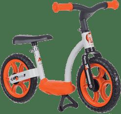 SMOBY Odrážadlo bicykel oranžové