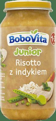 BOBOVITA Risotto z indykiem 12m+ (250 g)