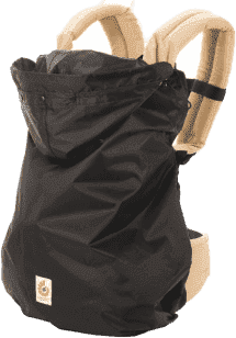 ERGOBABY Pláštěnka Black