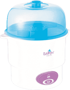 BAYBY Elektrický parní sterilizátor