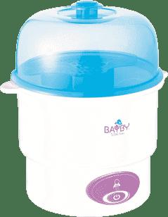 BAYBY Elektryczny sterylizator parowy