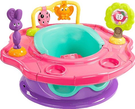 SUMMER INFANT SuperSeat (ružový)