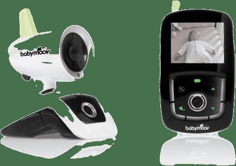 BABYMOOV Video baby monitor VISIO CARE III 2015