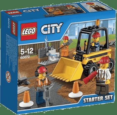 LEGO® City Demolition Wyburzanie — zestaw startowy
