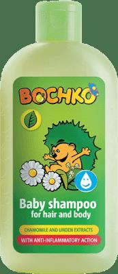 BOCHKO Detský šampón s harmančekom a lipou 200 ml
