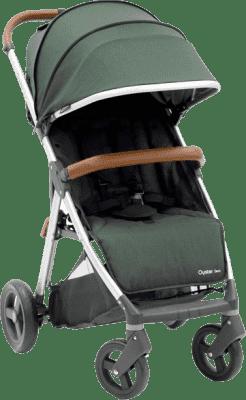 BABYSTYLE OYSTER Zero Wózek – olive green 2019