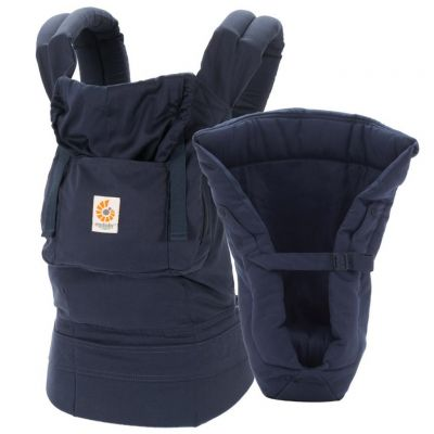 ERGOBABY Zestaw Bundle of Joy Organic Navy