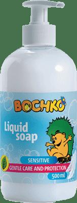 BOCHKO jemné tekuté mýdlo 500 ml