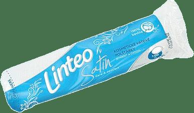 LINTEO Satin kosmetické odličovacie tampóny 100 ks (Feedo klub)