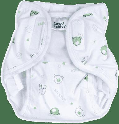 CANPOL Babies Plenkové kalhotky PREMIUM S – Medvídci