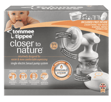 TOMMEE TIPPEE Laktator elektryczny Closer to Nature