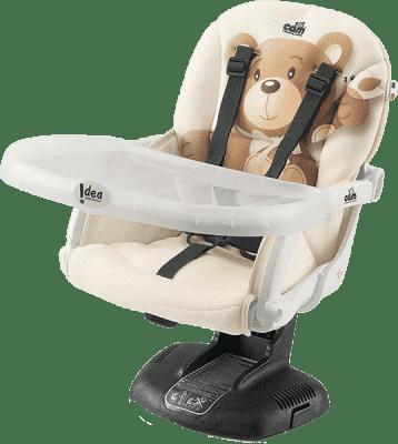 CAM Jídelní židlička IDEA - medvídek, col. 219