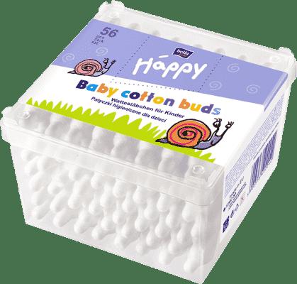 BELLA HAPPY - Vatové tyčinky 56 ks