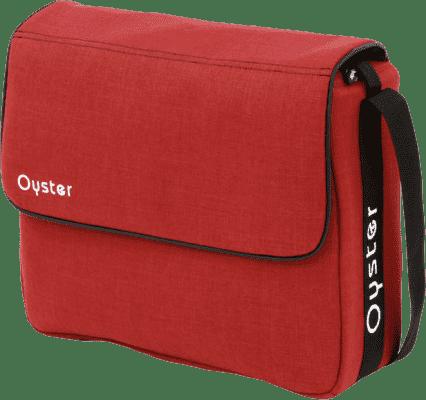 BABYSTYLE OYSTER Přebalovací taška s podložkou - Tango Red 2018