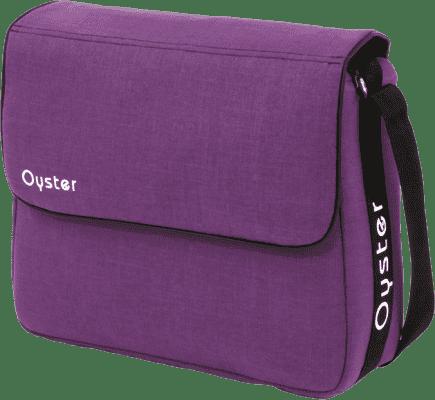 BABYSTYLE OYSTER Přebalovací taška s podložkou - Wild Purple 2018