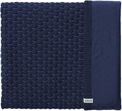 JOOLZ Deka pletená – Blue