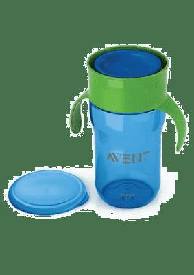AVENT První skutečný hrneček 340 ml – modrý