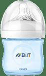 AVENT Láhev 125 ml Natural 0m+, PP modrá