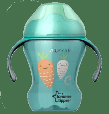 TOMMEE TIPPEE Netekoucí hrnek Explora Easy Drink 6m+, 230ml-kluk
