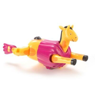 B.TOYS Naťahovacie žirafa do kúpeľa