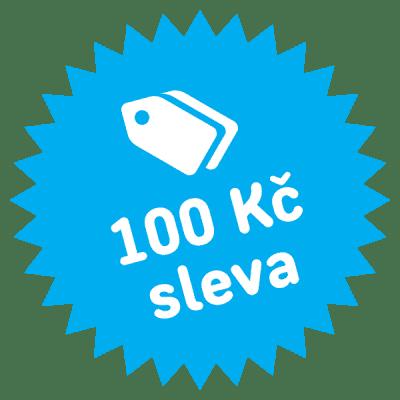 Slevový kupón 100 Kč (Feedo klub)