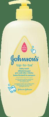 JOHNSON'S BABY Kúpeľ telo i vlásky (500 ml)