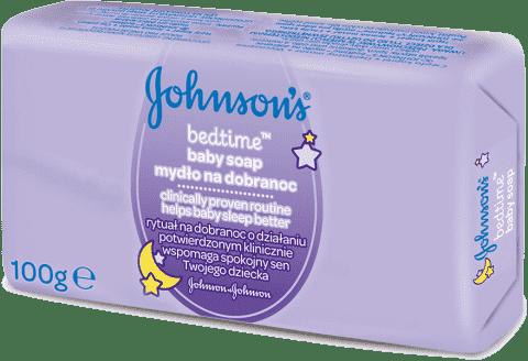 JOHNSON'S BABY Mydlo dobré spanie (100 g)