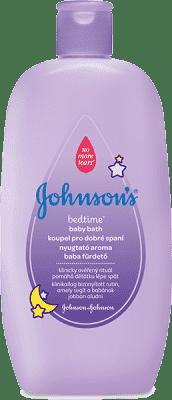 JOHNSON'S BABY Kúpeľ na dobré spanie (500 ml)