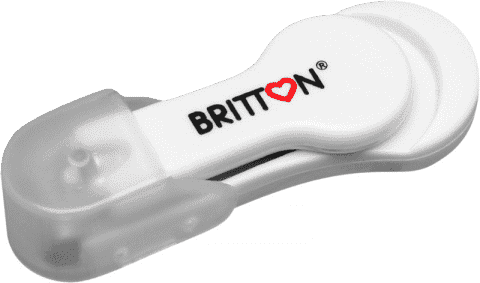 BRITTON Obcążki do paznokci