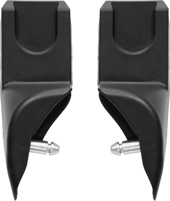 BABYSTYLE OYSTER Zero multi adaptér na autosedačku, čierny