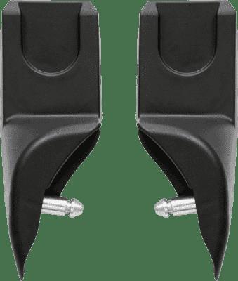 BABYSTYLE OYSTER Zero multi adaptér na autosedačku, černý 2019