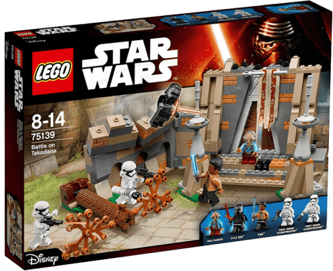 LEGO® Star Wars 75139 Star Wars Confidential TVC 1