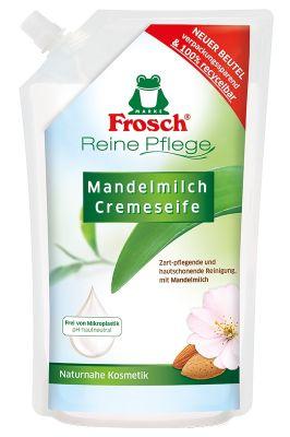 FROSCH EKO Tekuté mýdlo Mandle 500 ml - náhradní náplň