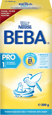 NESTLÉ BEBA PRO 1 (300 g) - kojenecké mléko