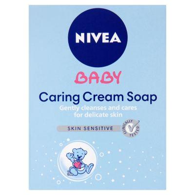 NIVEA Baby Mydło kremowe 100g