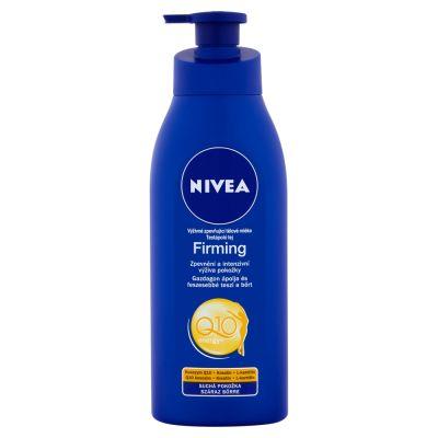 NIVEA Výživné zpevňující tělové mléko Q10 (400 ml)