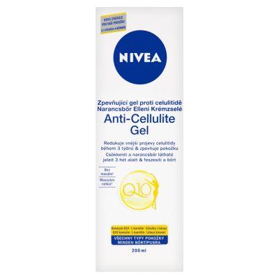 NIVEA Body Zpevňujúci gel proti celulitíde Q10 (200ml)