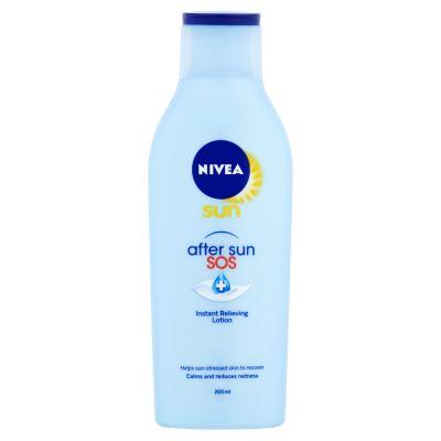 NIVEA Sun SOS mléko po opalování, 200ml