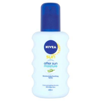 NIVEA Sun Hydratační spray po opalování, 200 ml