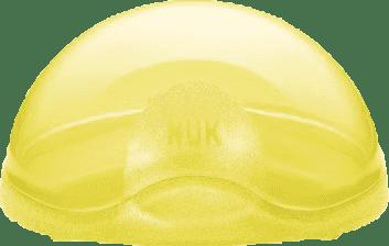 NUK Ochranný box na dudlík - žlutý