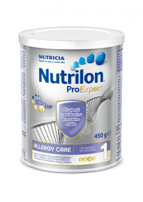 NUTRILON 1 ProExpert Allergy Care (450g) - dojčenské mlieko