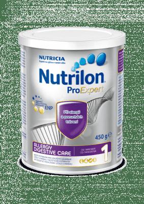 NUTRILON 1 ProExpert Allergy Digestive Care (450g) - dojčenské mlieko