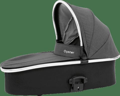 BABYSTYLE OYSTER colour pack ke korbě, tungsten grey 2018