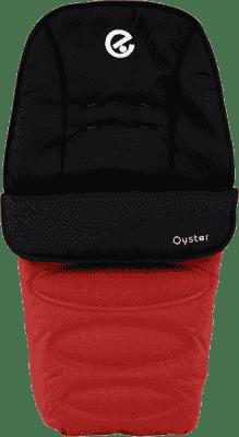 BABYSTYLE OYSTER fusak, tango red 2018