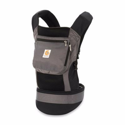 ERGOBABY Performance Nosítko - Charcoal Black