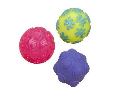 B-TOYS Mini míčky Oddballs Pink