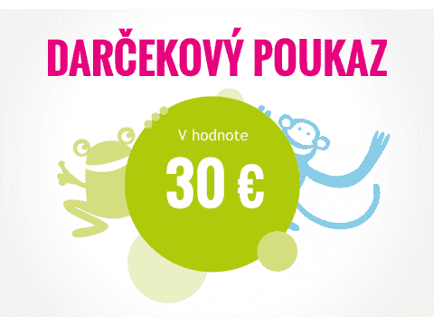FEEDO Darčekový poukaz v hodnote 30 €