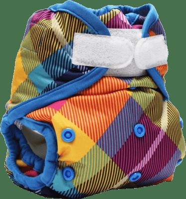 024d8ffea7b KANGA CARE Svrchní kalhotky Rumparooz jednovelikostní suchý zip - Preppy